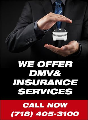 DMV and Insurance services